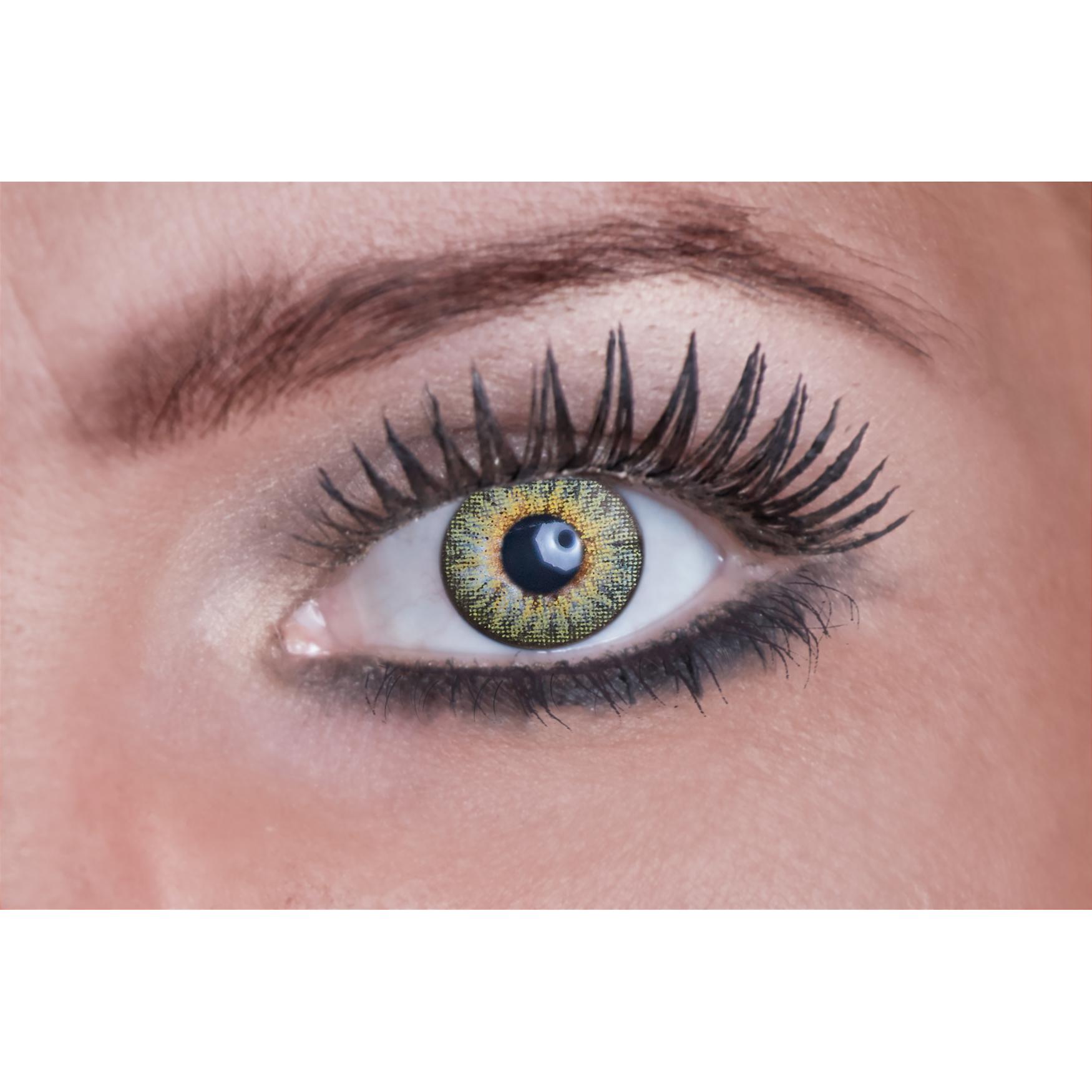 Eyecatcher Color Fun  Tone - farbige Kontaktlinsen