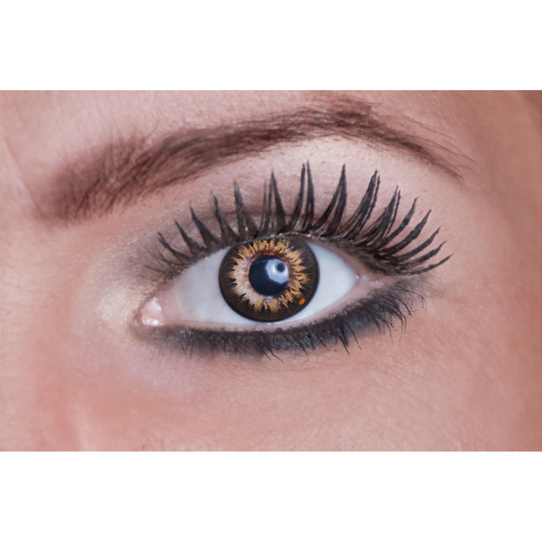 Eyecatcher Color Fun  Two Tone - farbige Kontaktli