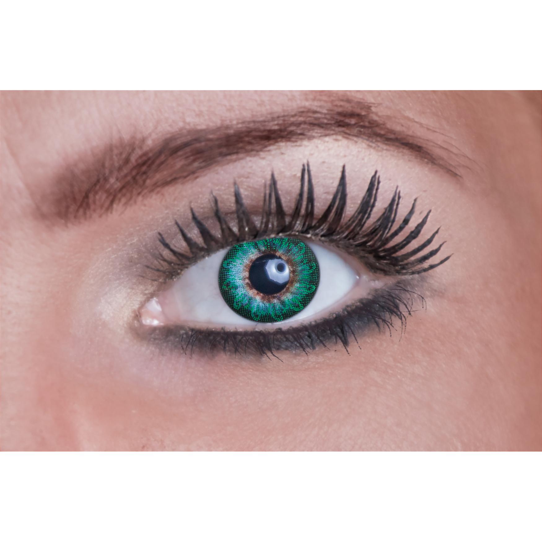 Eyecatcher Color Fun  Tone  - farbige Kontaktlinse